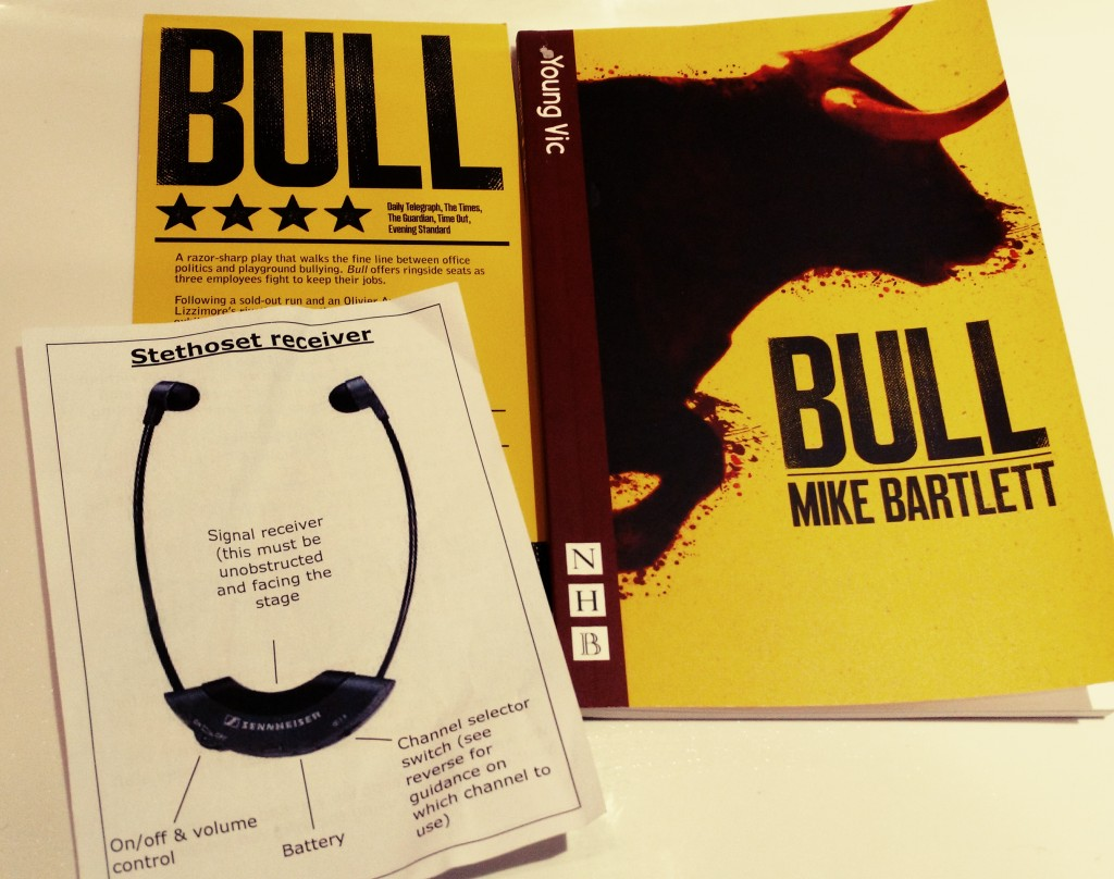 audidescriptionbull